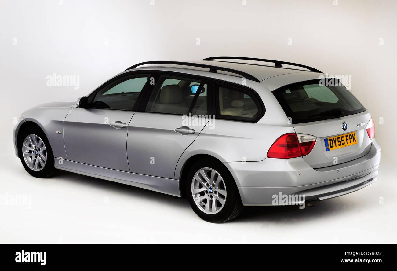 2005 BMW 320d Touring Photo Stock