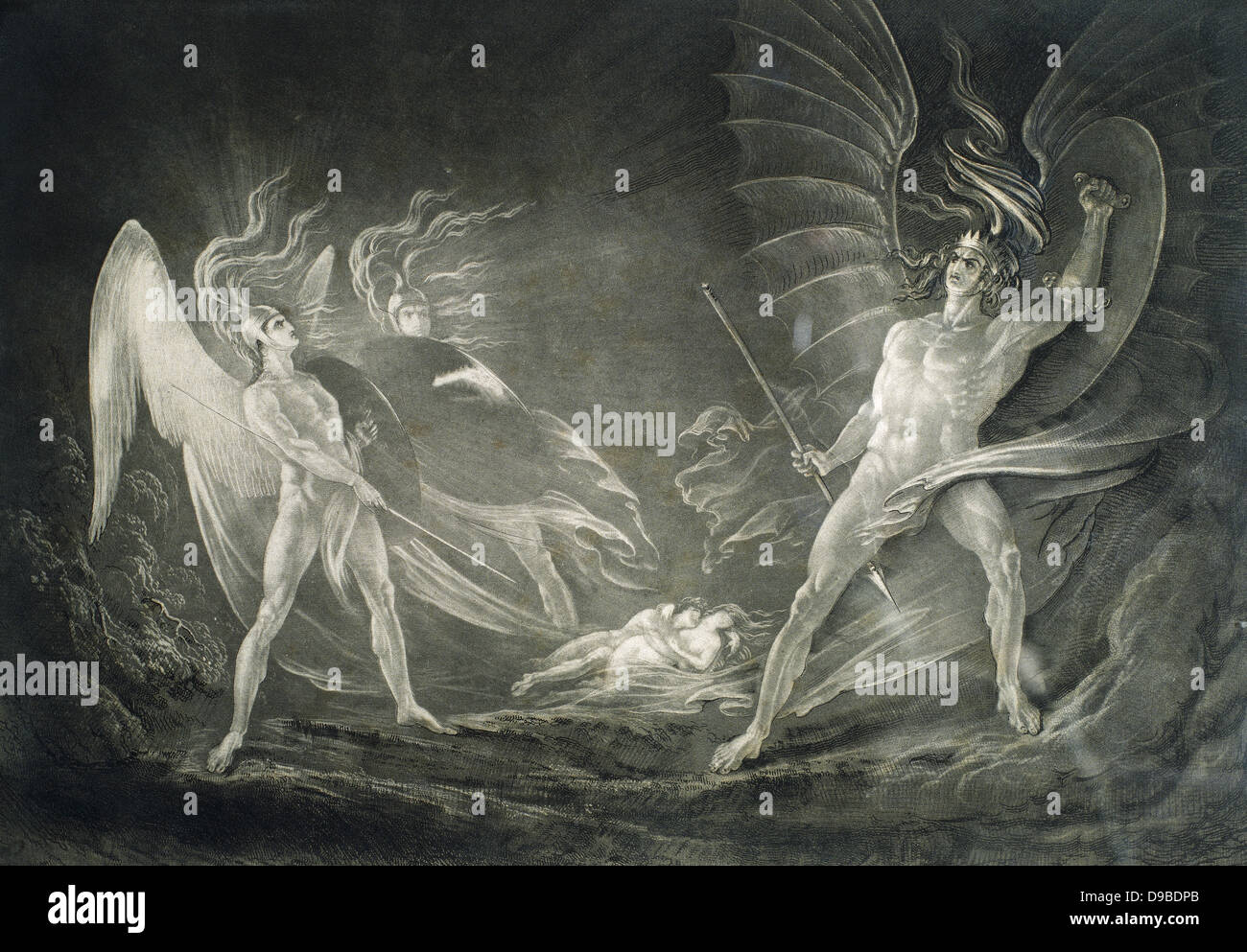 john milton satan Paradise lost: satan's character in milton's first book of paradise lost, satan, the  expected evil archfiend of the epic, is actually depicted as a powerful.