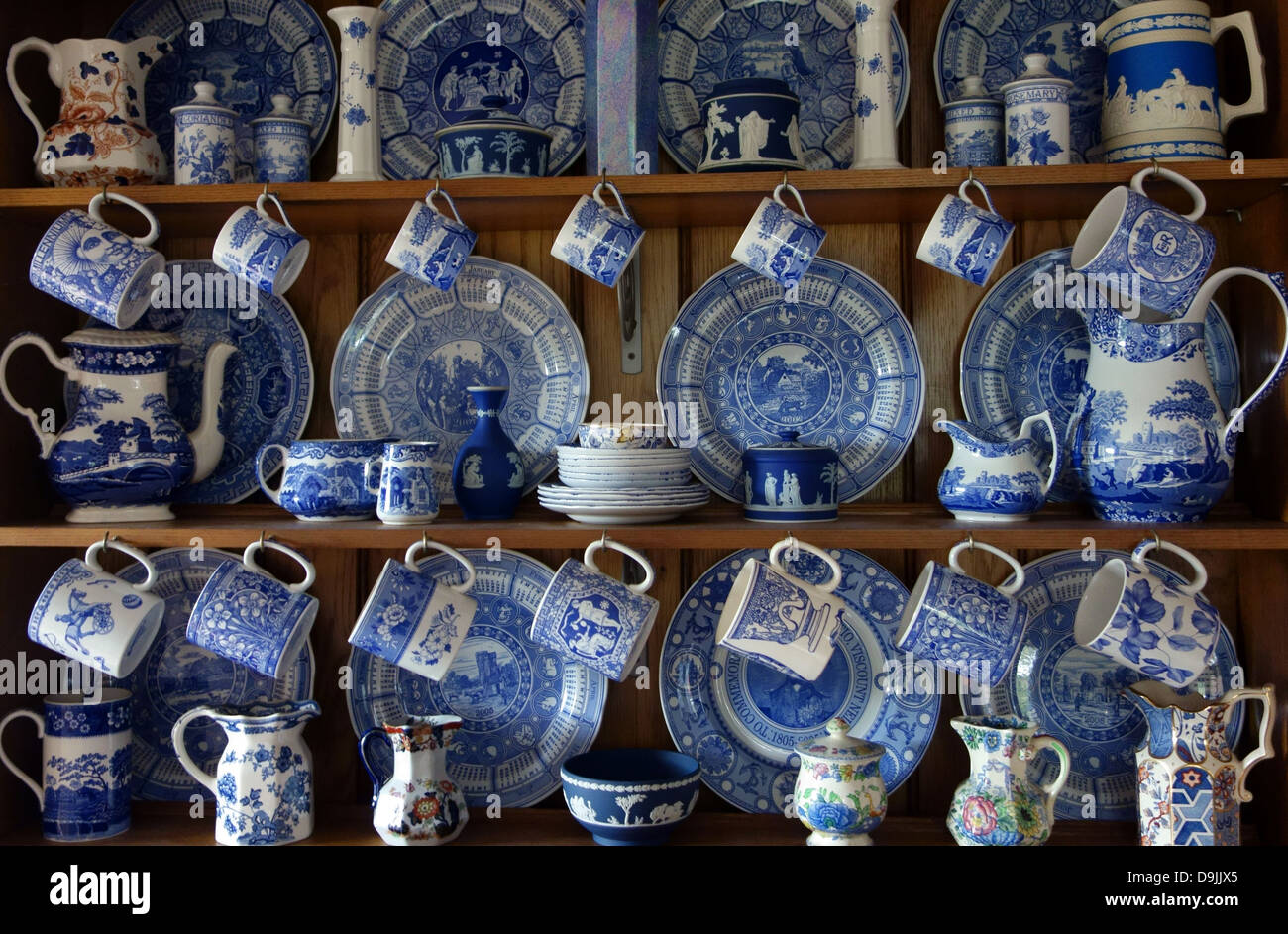 datant Wedgwood poterie