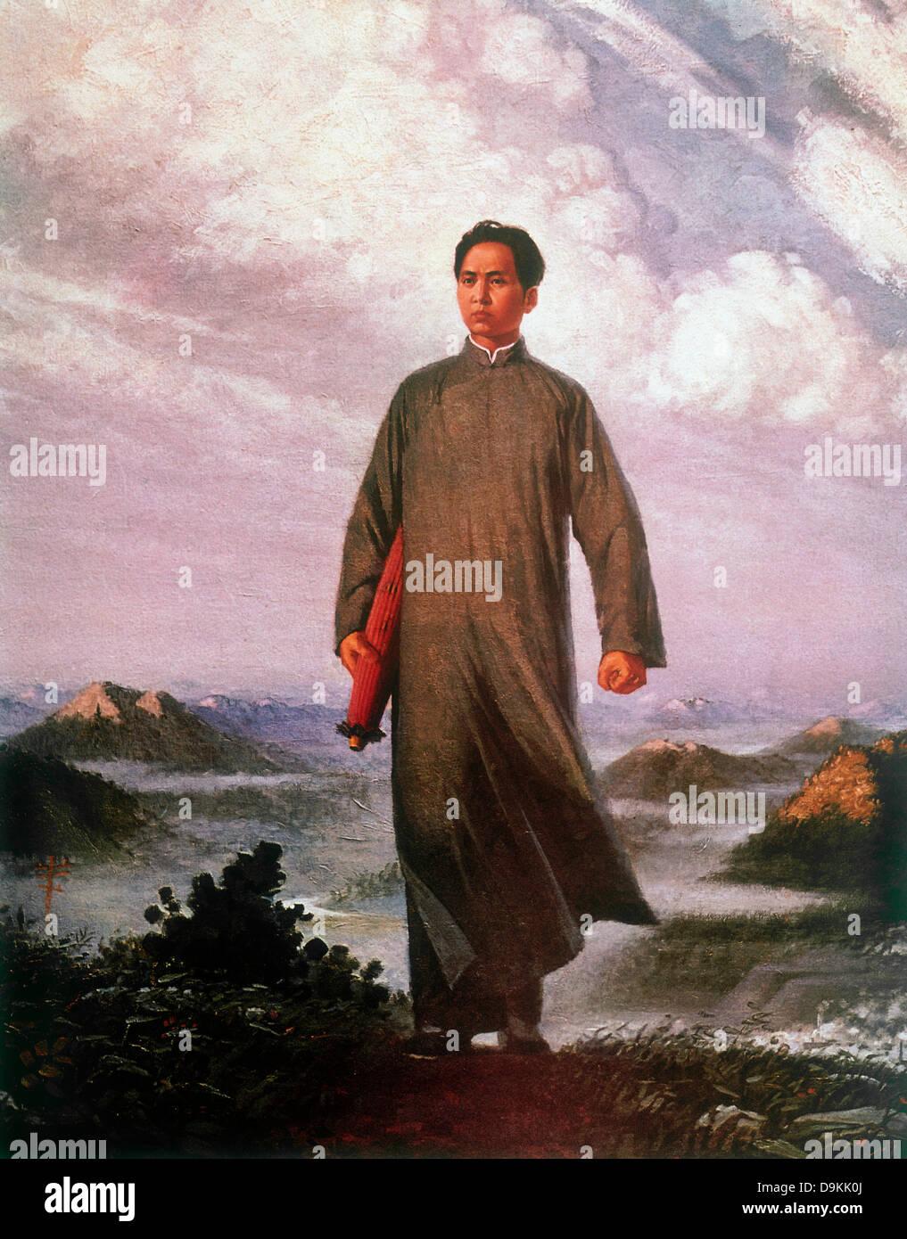 Mao tse tung Photo Stock