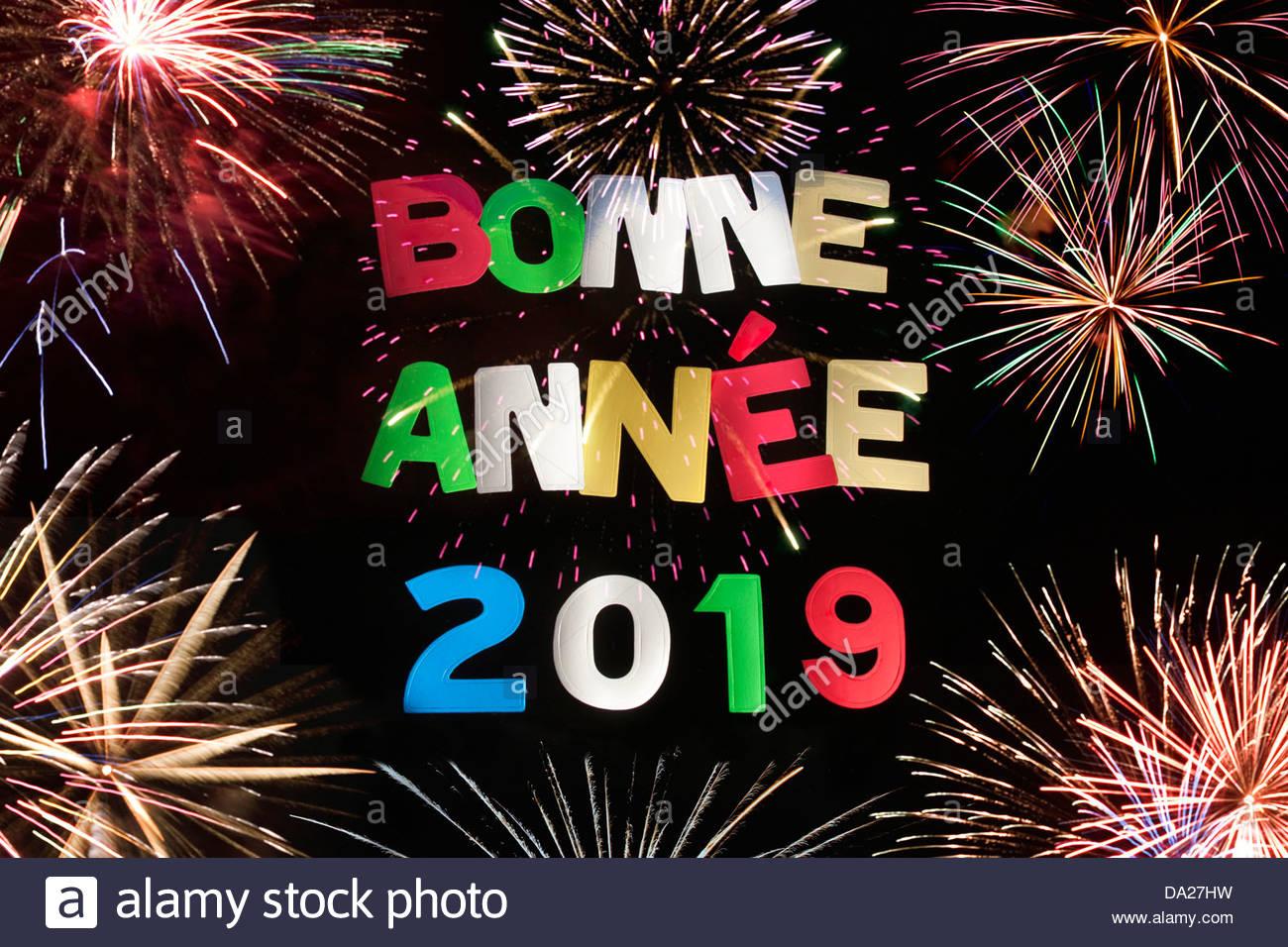 Bonne annee 2019 banque d 39 images photo stock 57827557 - Bonne nouvelle anne ...