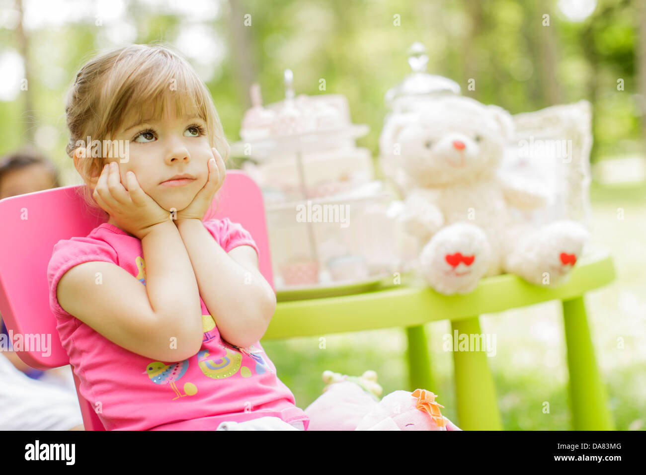 Fête d'anniversaire Photo Stock