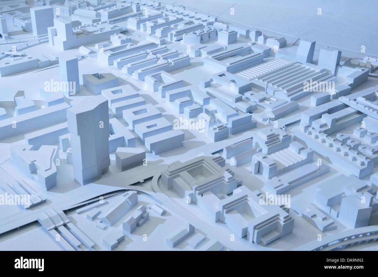 Zurich suisse technopark bureaux architecture ville ville
