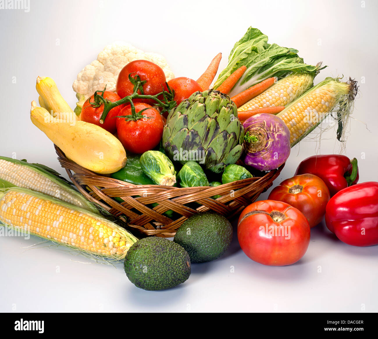 légumes Photo Stock