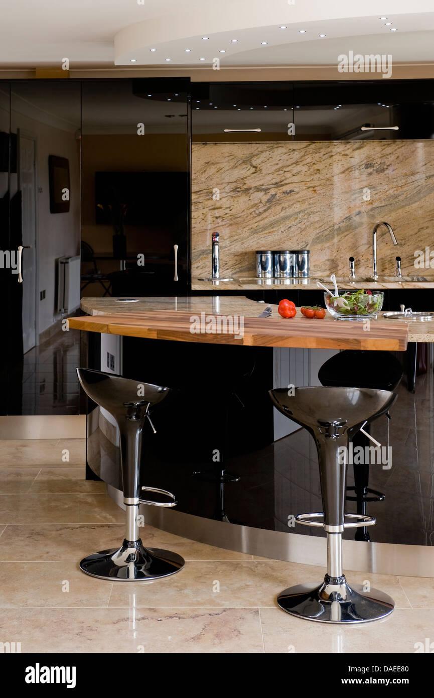 Bombo Stools Breakfast Bar In Photos & Bombo Stools ...