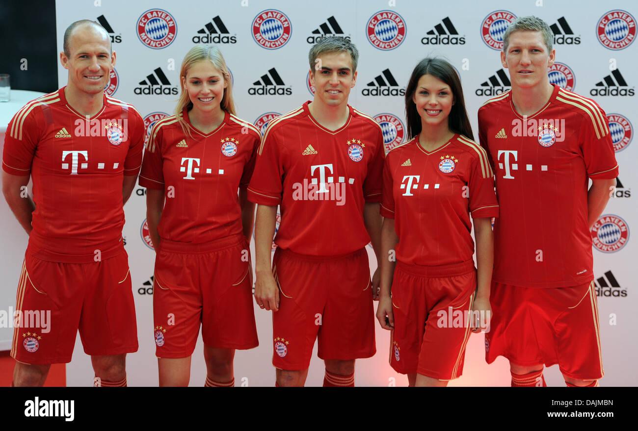 Maillot Domicile FC Bayern München Arjen Robben