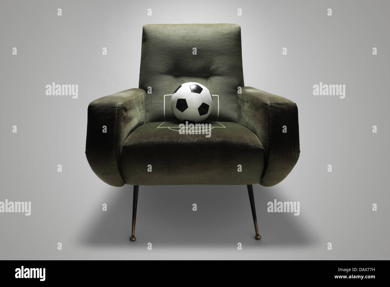 Football Photo Stock
