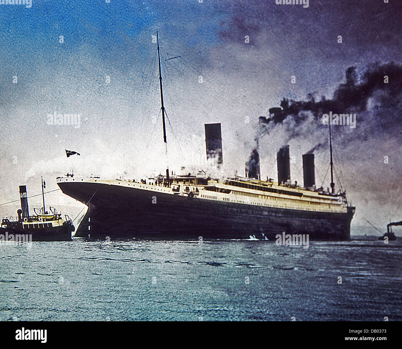 Photo Du Titanic: The Titanic Photos & The Titanic Images