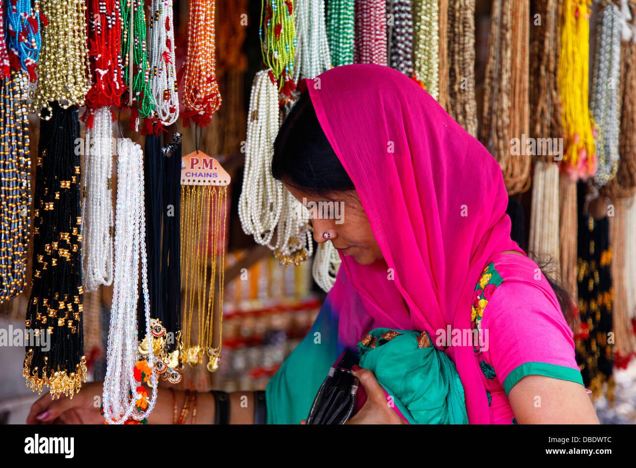 Bijoux,bijoux,Collier,wc séparés,Inde,Bracelets,magasin,People d95950ce0911