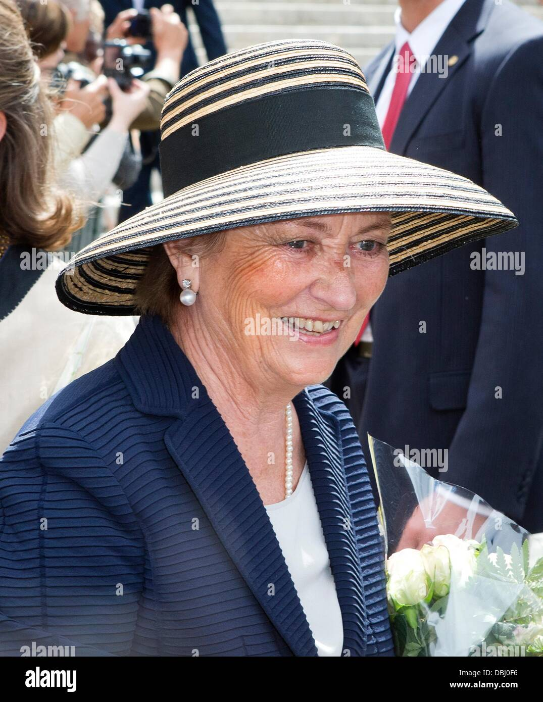 7c30b64849b Queen Paola Of Belgium Photos   Queen Paola Of Belgium Images - Alamy