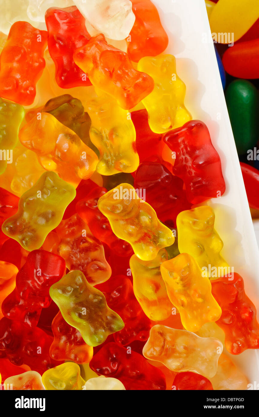 ours de gelée Banque D'Images
