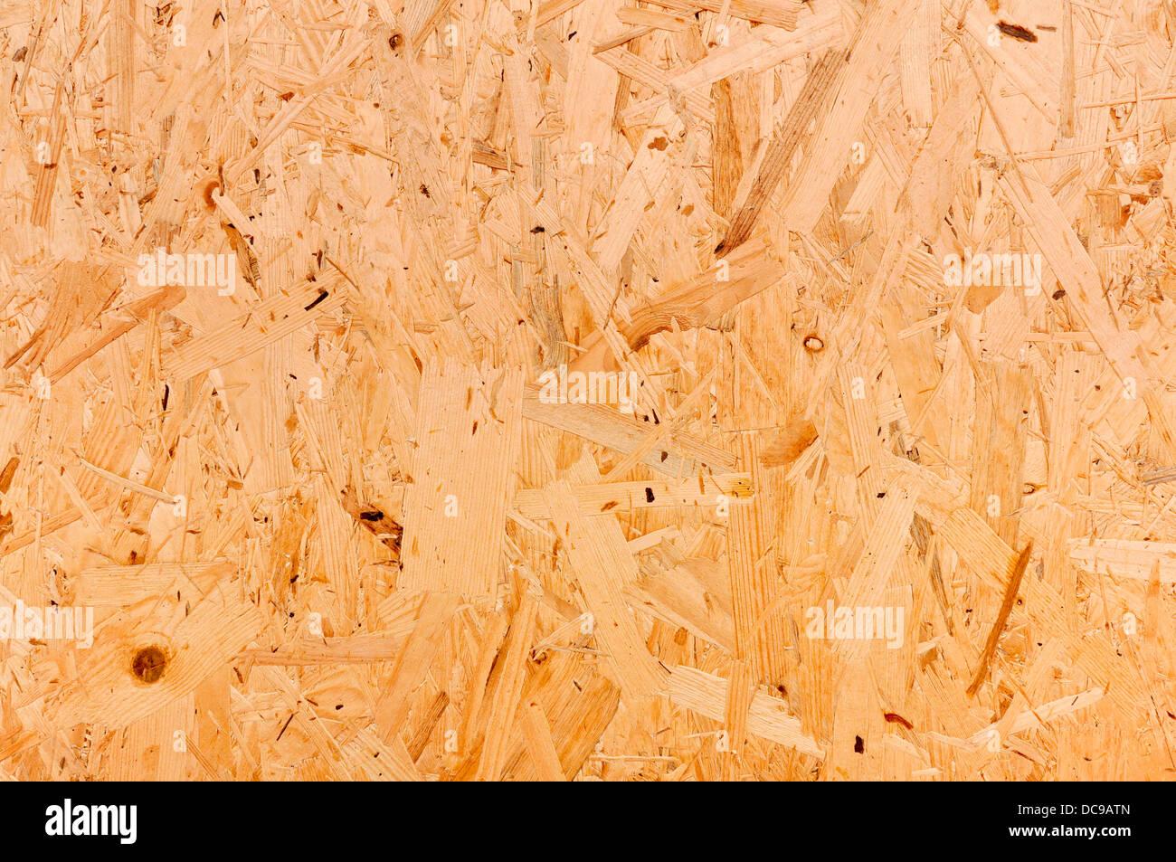 Morceau De Bois Brut panneaux de particules ou mdf board, planche de bois