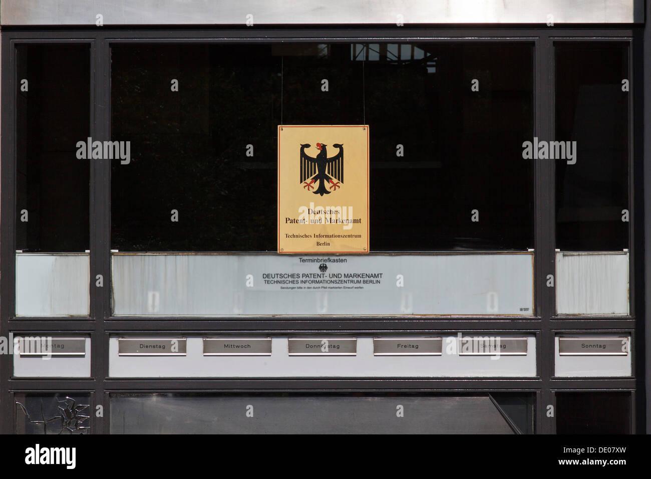 Signe Fenêtre Sale Lettrage Deutsches Patent Und Markenamt L