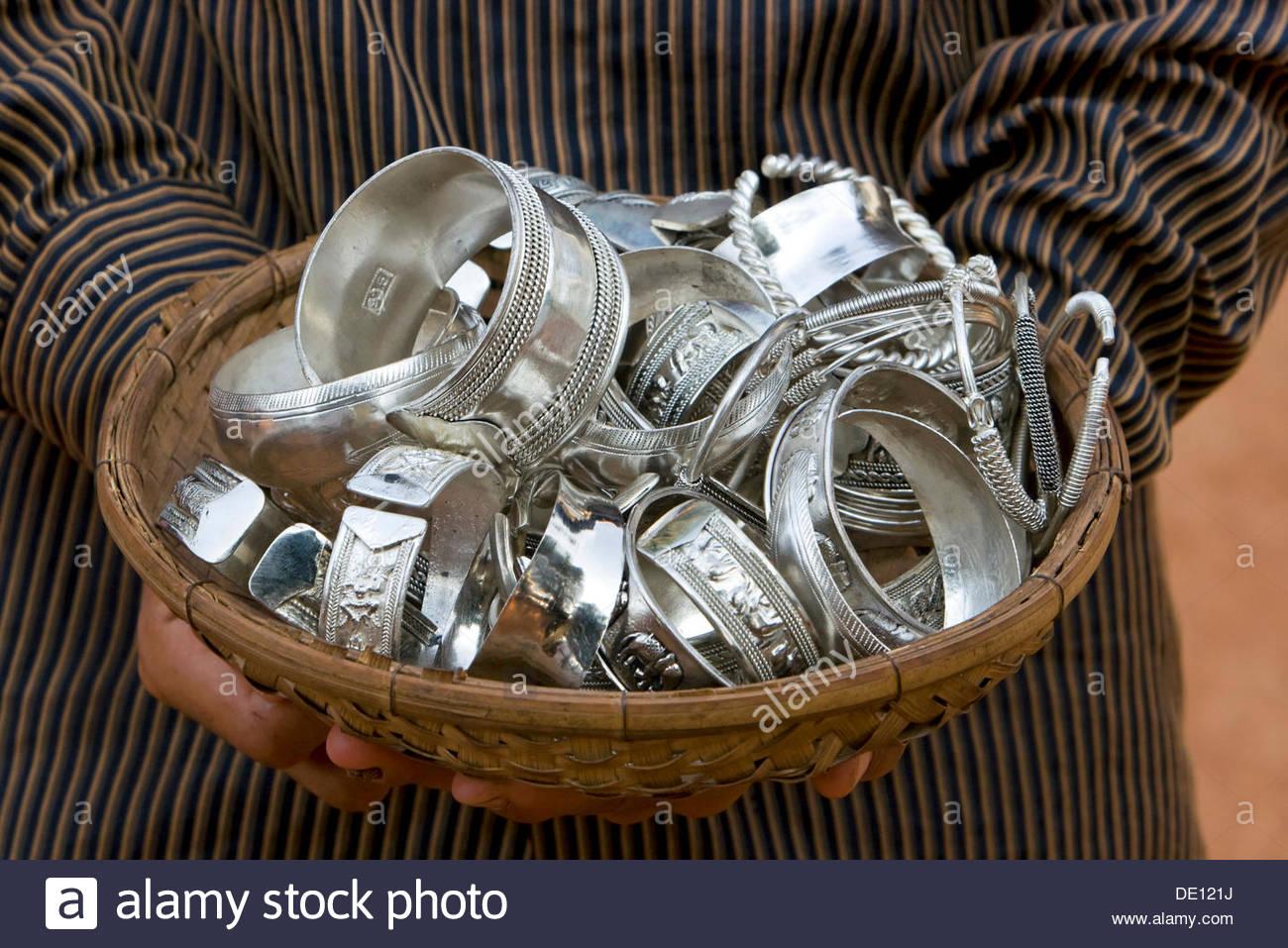 ou acheter bijoux en argent au cambodge