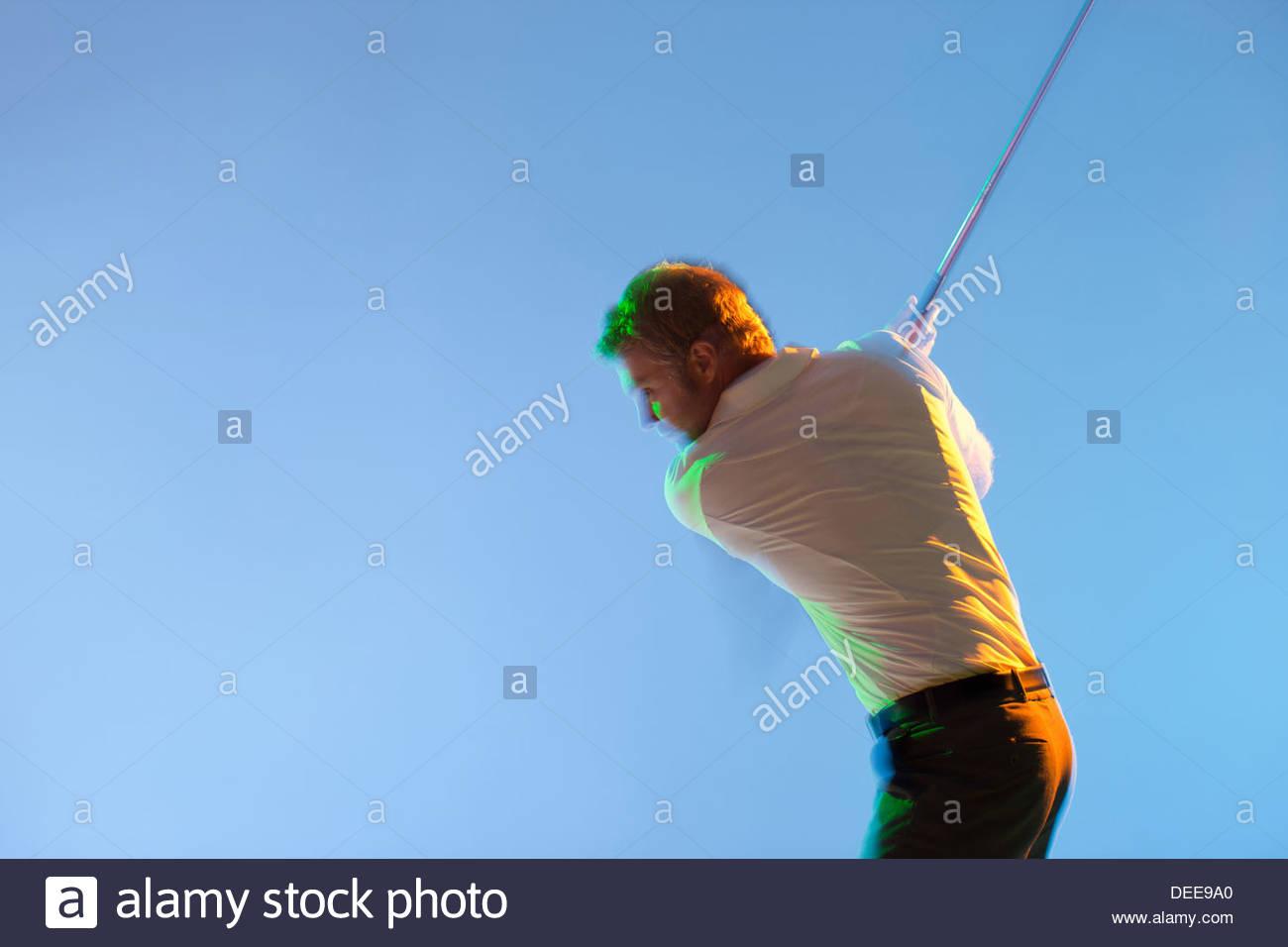 Golf Club Photo Stock