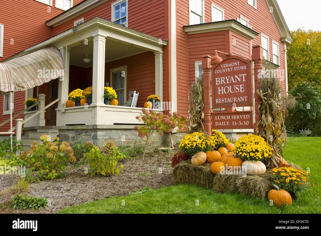 Le Vermont Country store à Weston, Vermont, Etats-Unis Banque D'Images