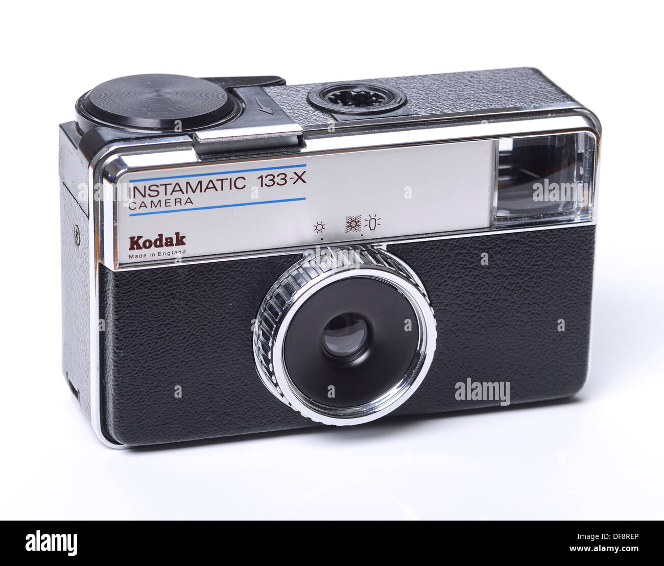 Ancien appareil photo Kodak Instamatic vintage retro Photo Stock