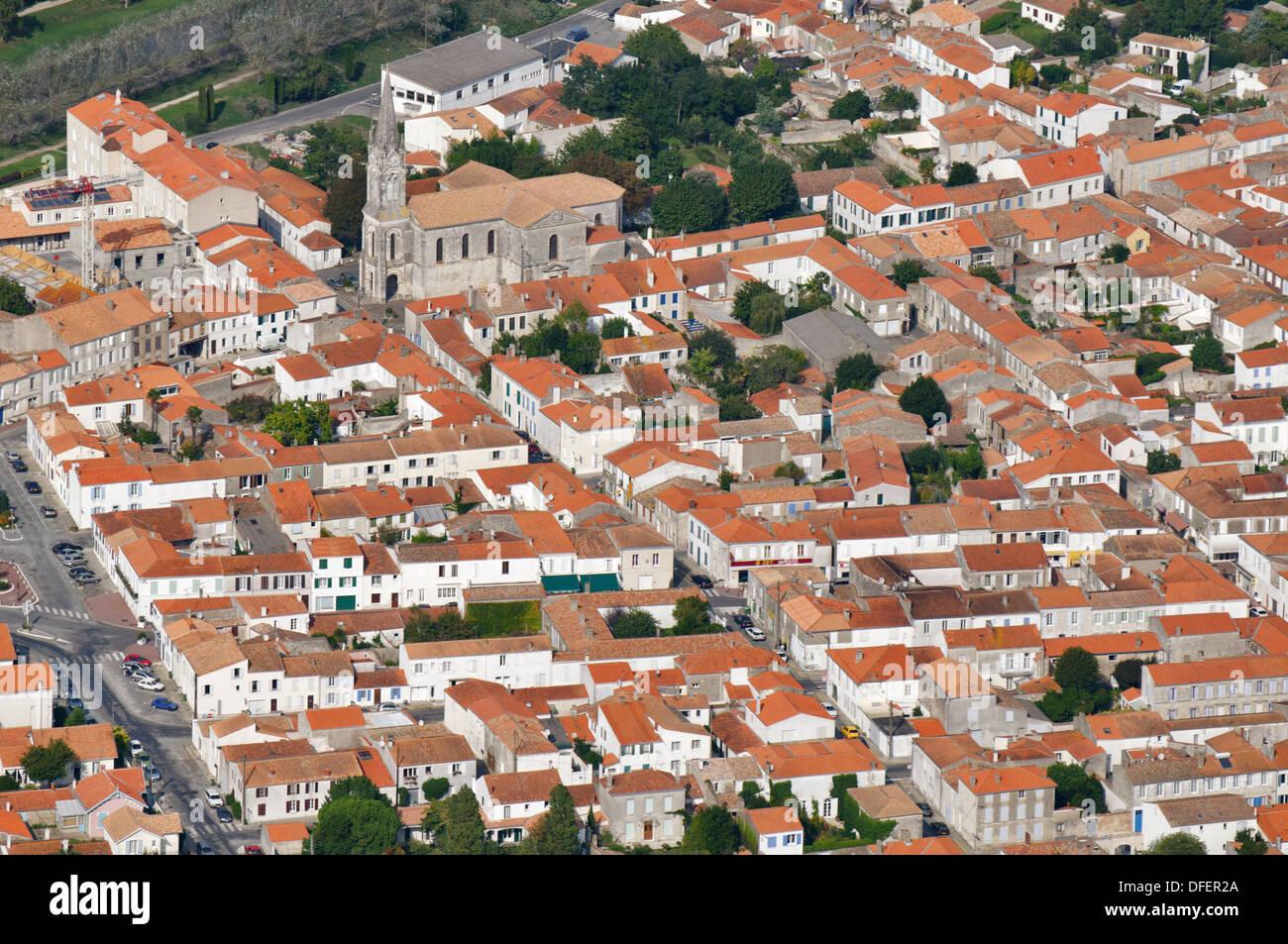 Ile d Oléron ville