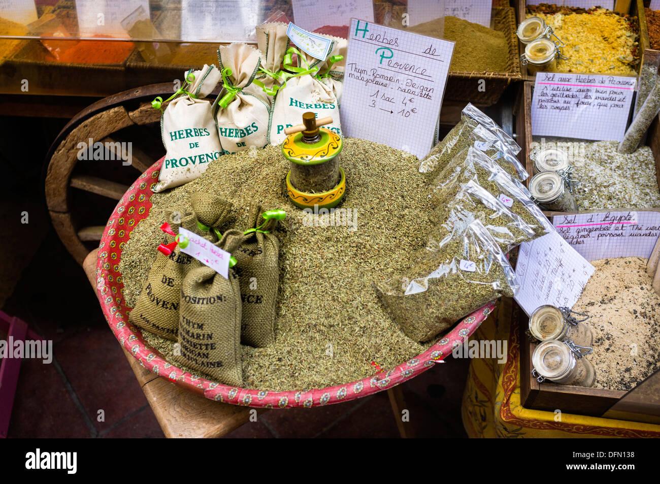 Herbes de Provence Photo Stock