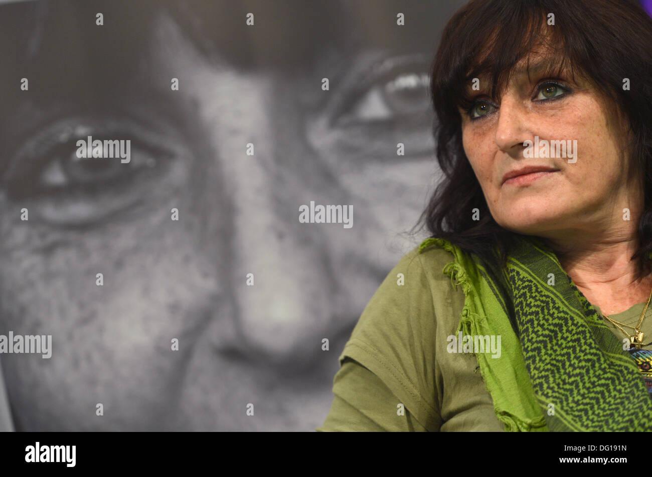 Francfort Sur Main Allemagne Oct 11 2013 Auteur