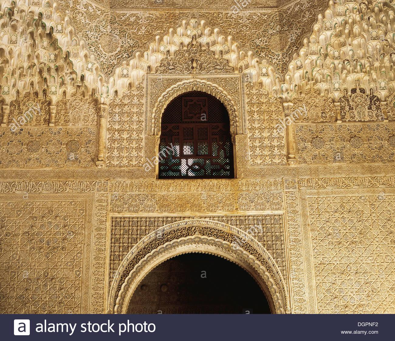 stucco alhambra photos stucco alhambra images alamy. Black Bedroom Furniture Sets. Home Design Ideas