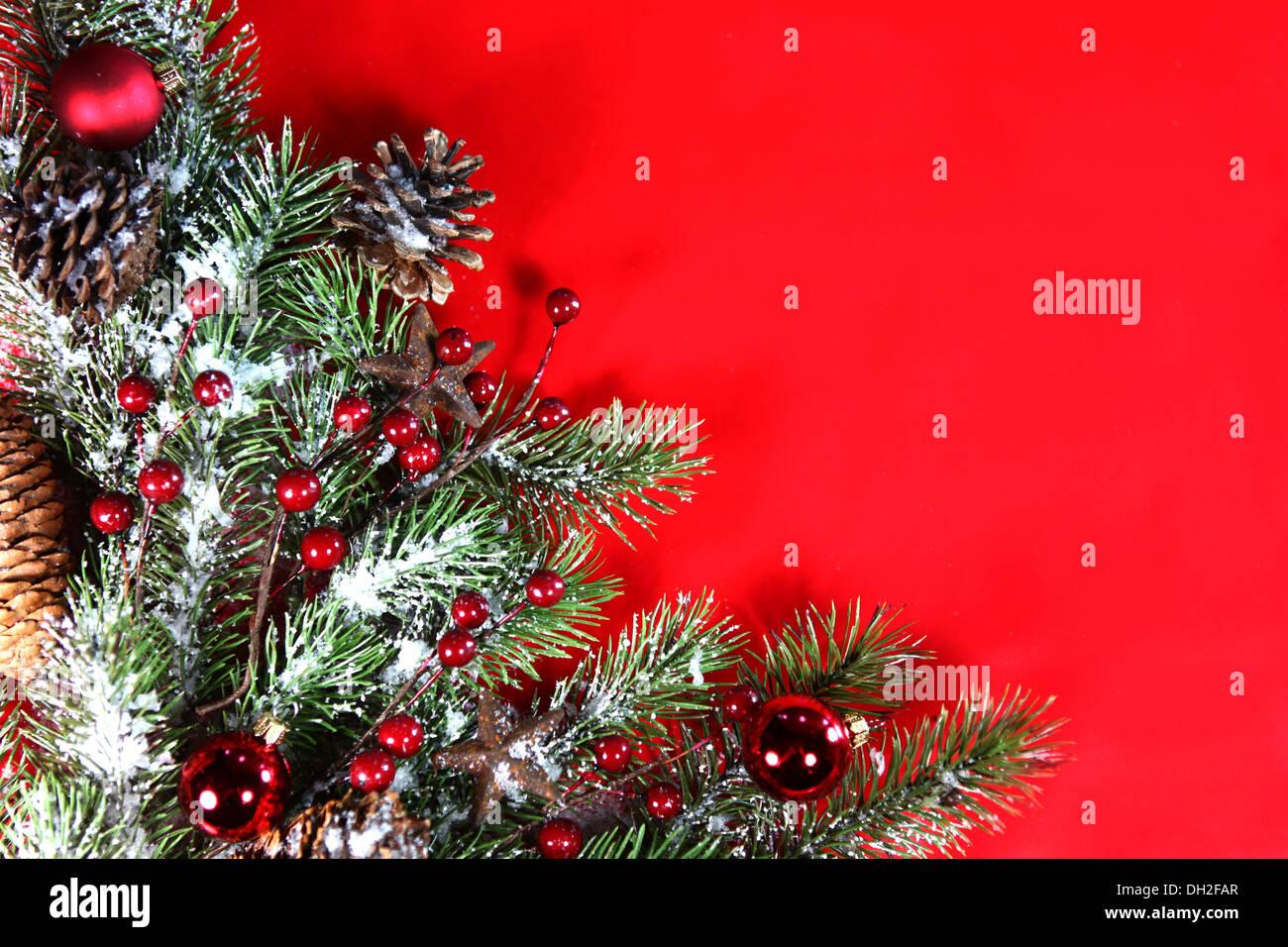 Maison De Vacances De Noël Fond écran Pour Ajouter Du Texte