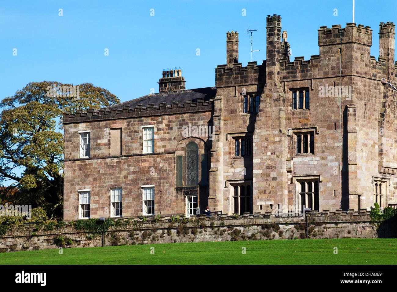 Château de Ripley Ripley North Yorkshire Angleterre Photo Stock