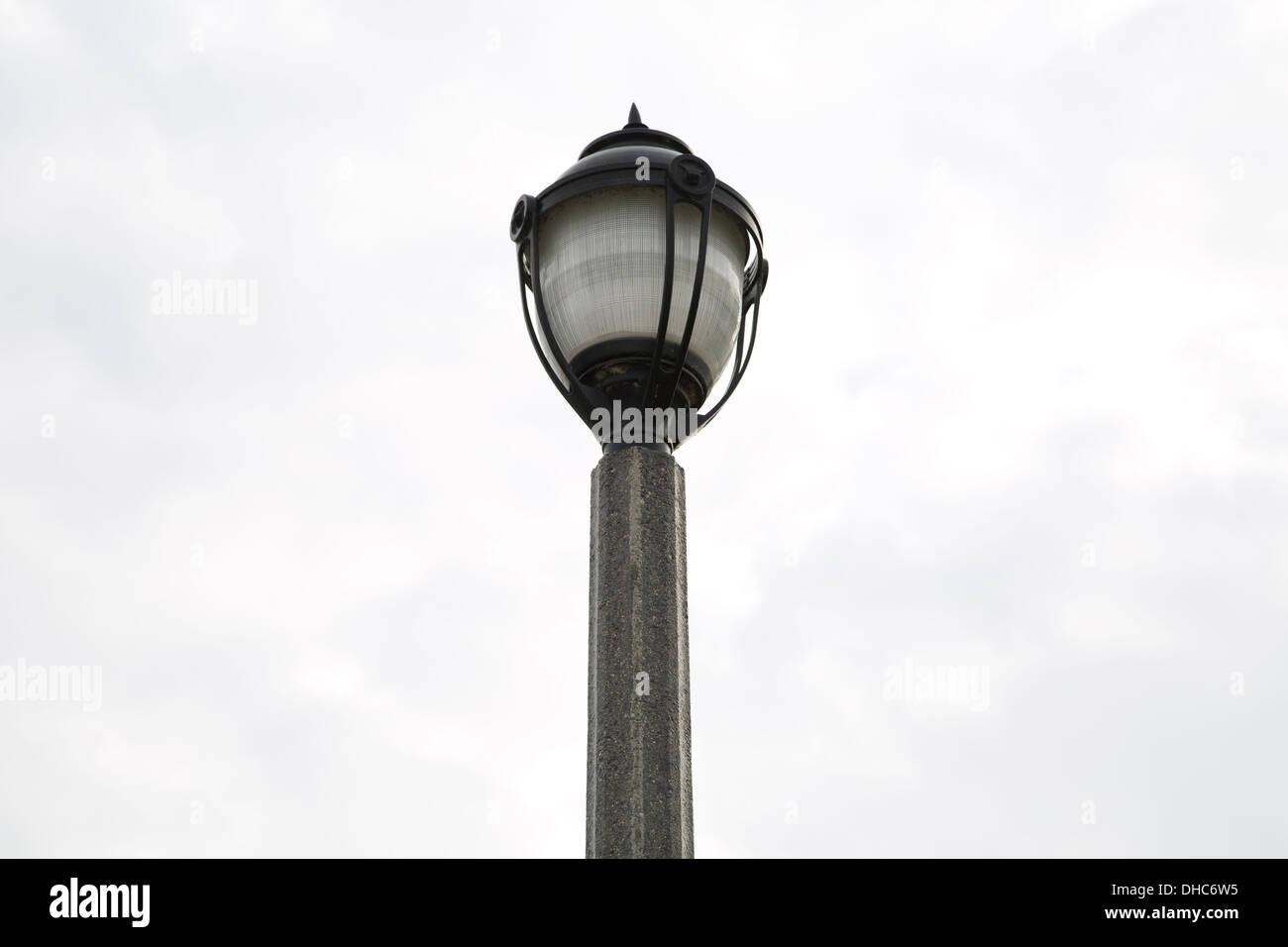 Lampe Réverbère Photo Stock
