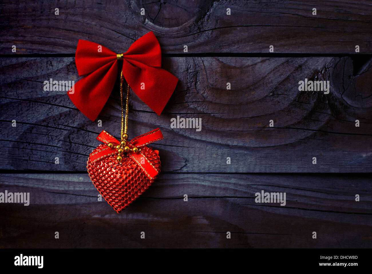 Nouvelle année ou fond de Noël Photo Stock