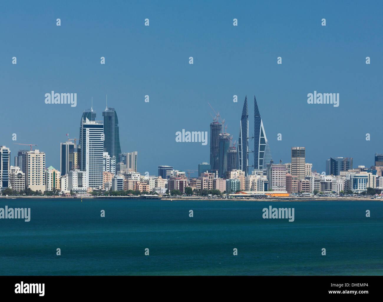 Manama, Bahreïn, Moyen-Orient Photo Stock