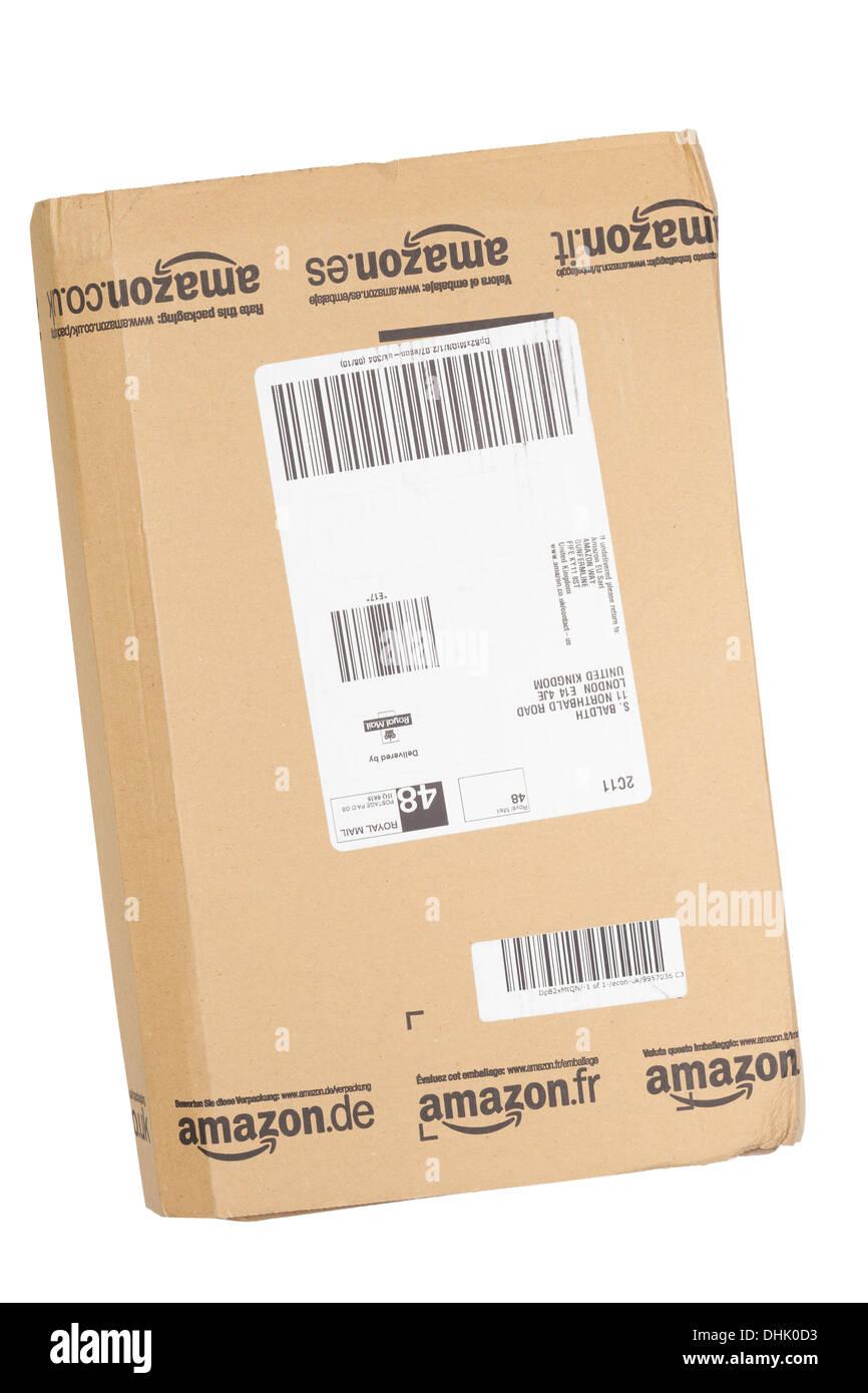 Refuser Un Colis Amazon