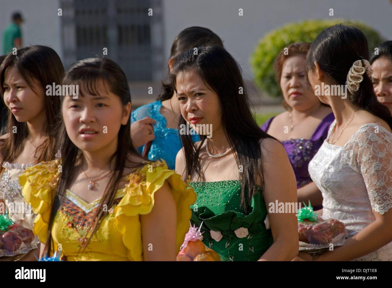 femme asiatique pour le mariage