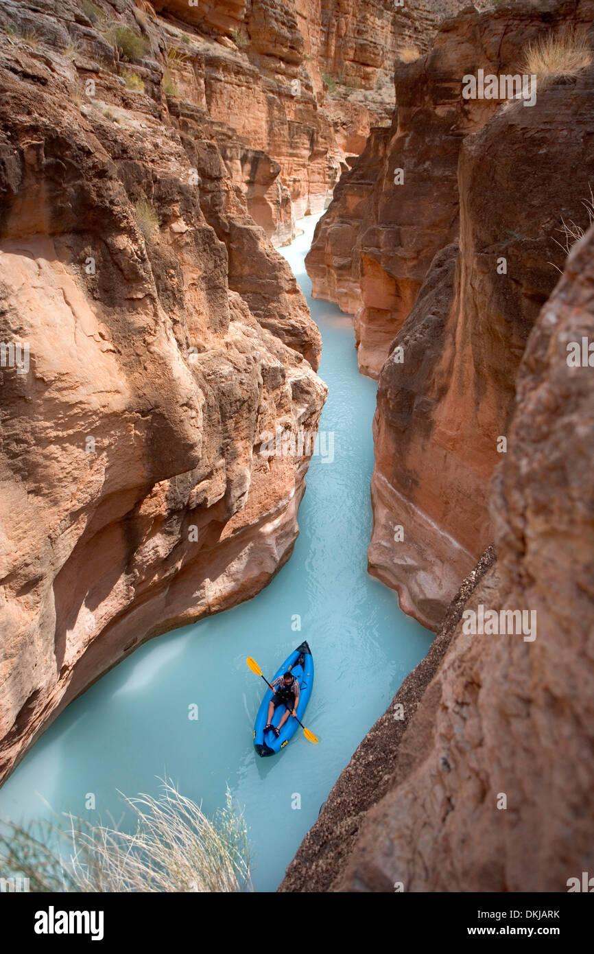 Projet de rencontre du Grand Canyon