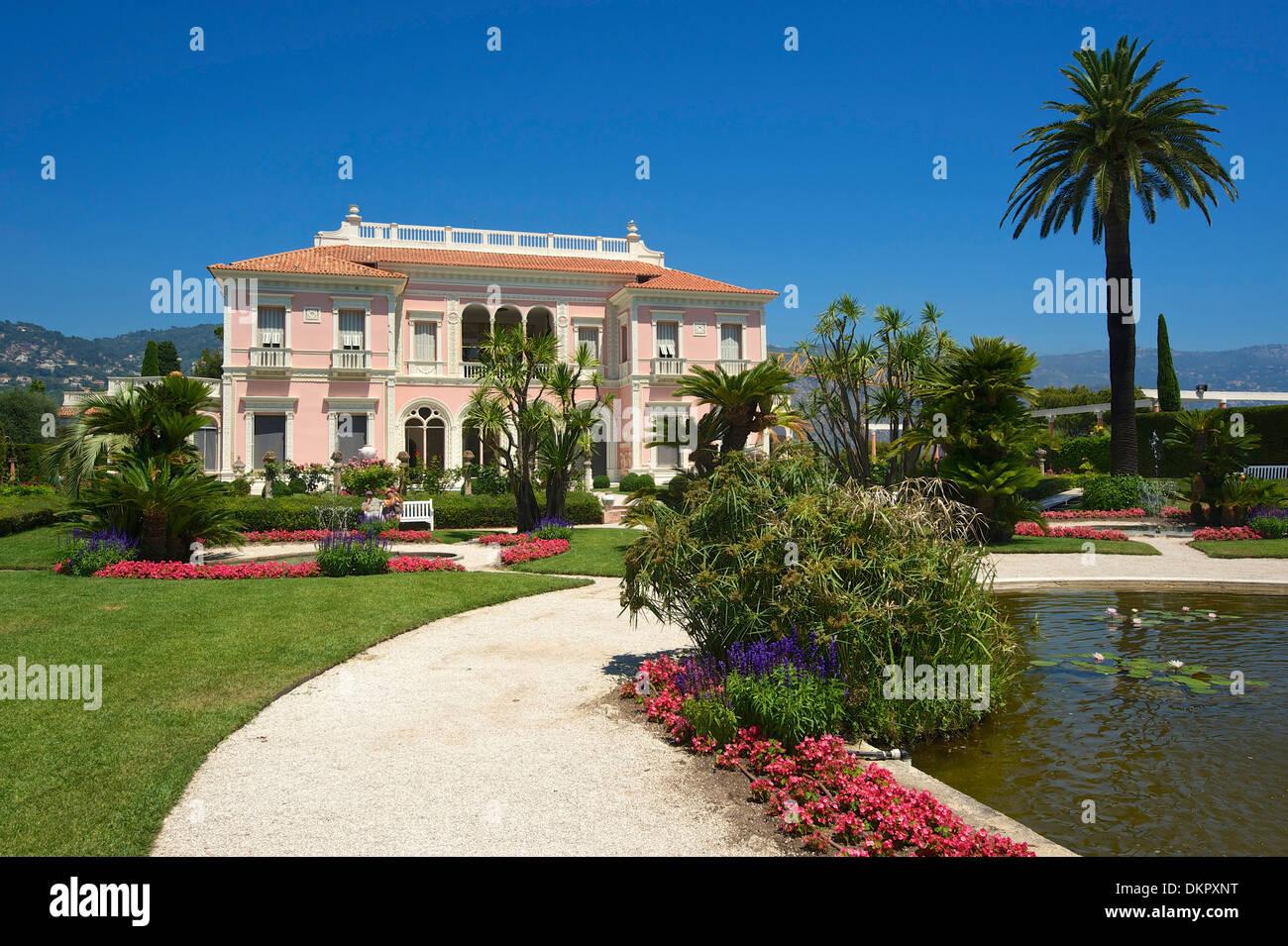 Tag villa photos tag villa images alamy - Maison du sud de la france ...