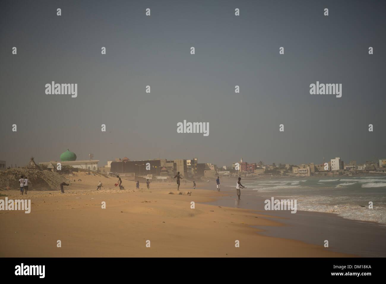 Dakar, Sénégal Photo Stock