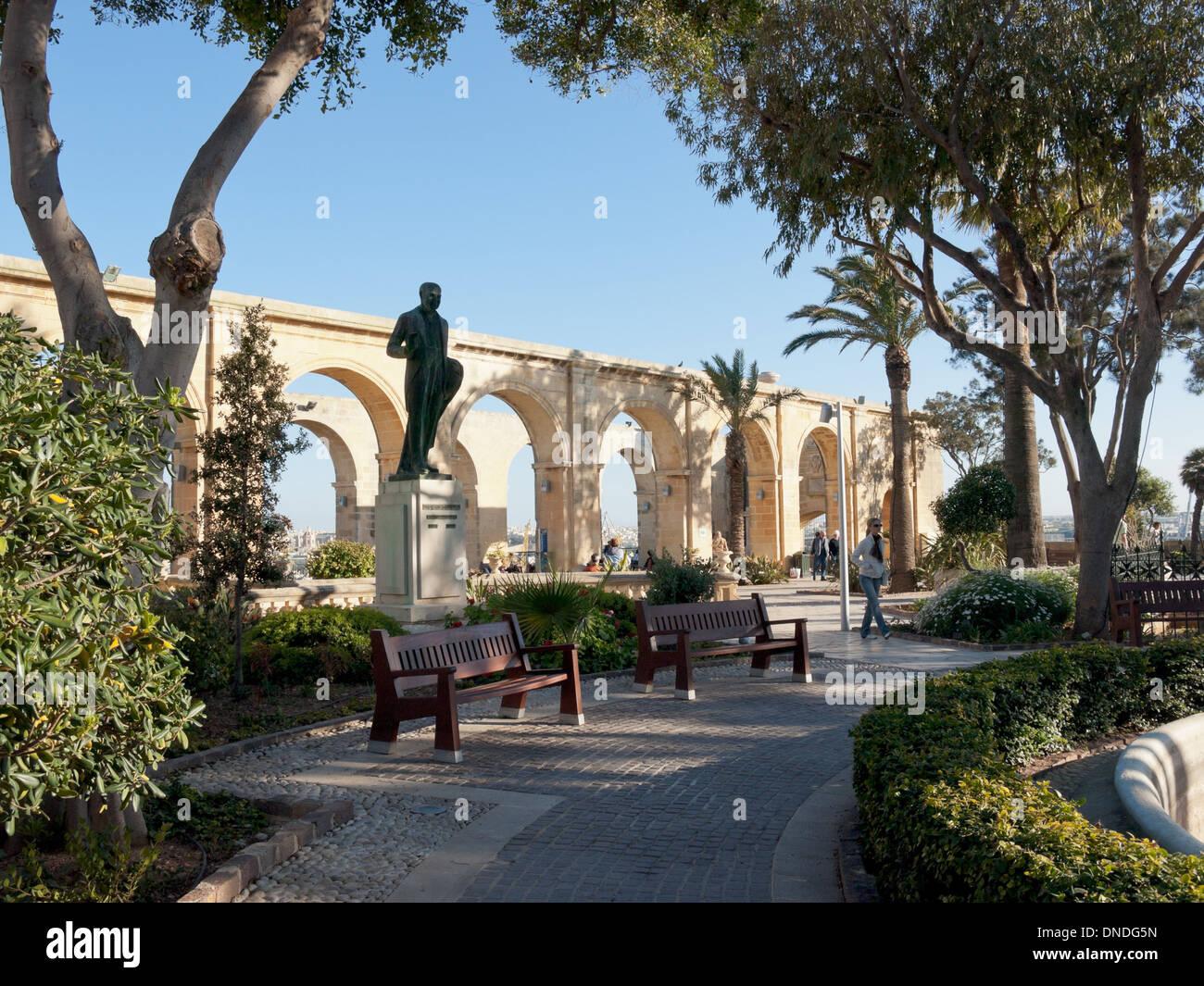 La Valette Jardins Upper Barraca