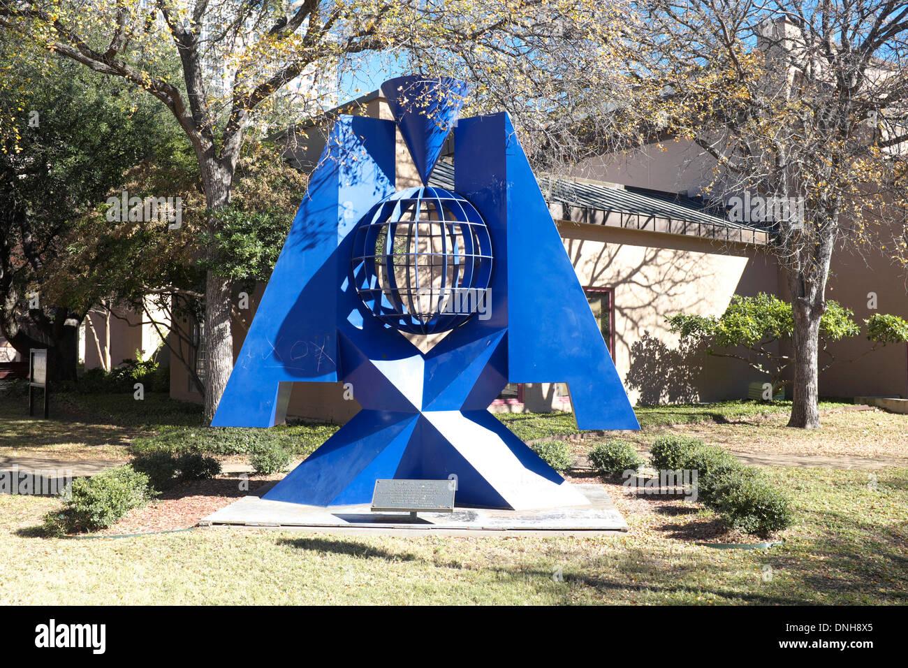 Unamita par Sebastian est un don généreux à l'UNAM de Ing. Gilberto Borja Navarrete en célébration de son 60e anniversaire Photo Stock