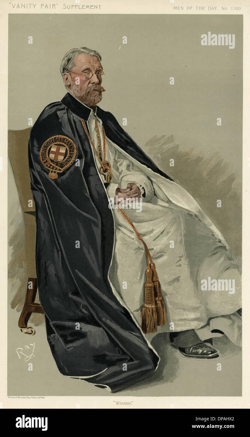 ES TALBOT/VFAIR 1911 Photo Stock