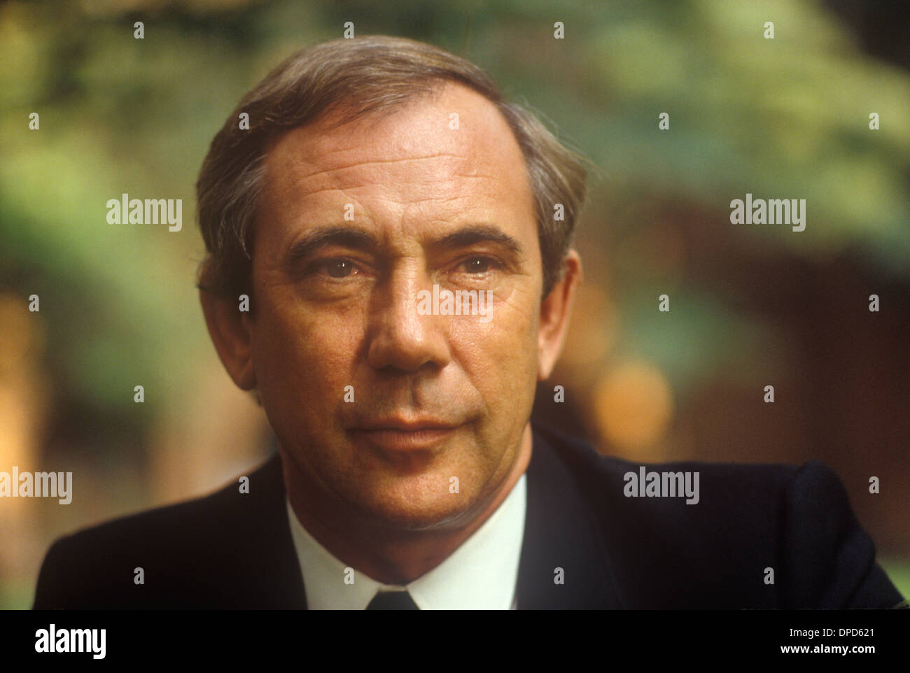 Patrick Walker astrologue 1980 80s HOMER SYKES Photo Stock