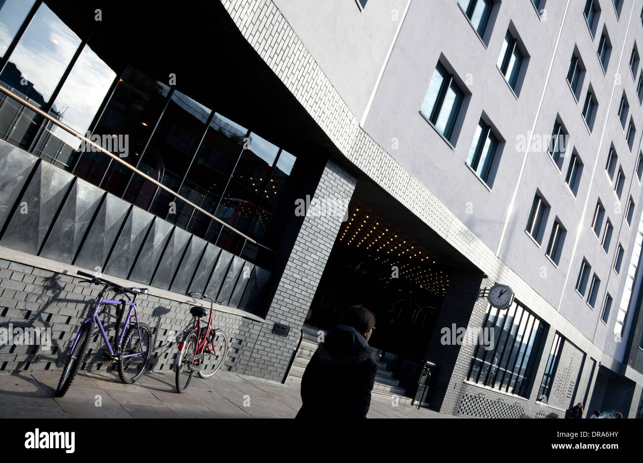 L'Ace Hotel, Shoreditch High Street, Londres Photo Stock