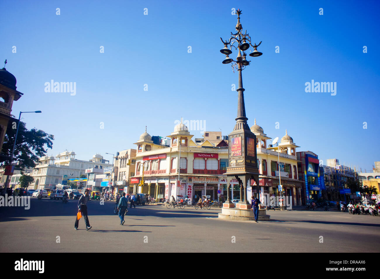 Jaipur, Inde Photo Stock