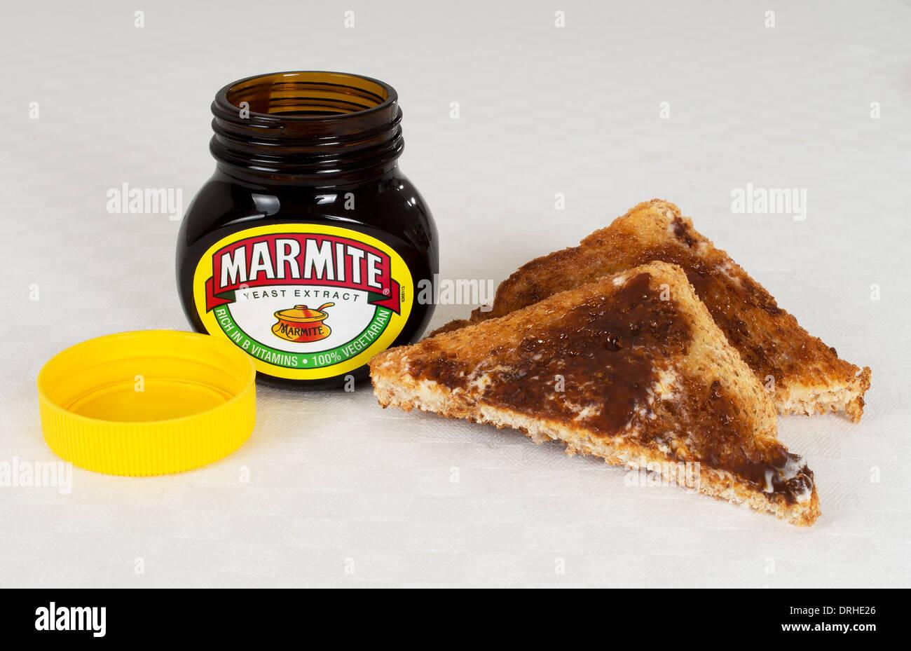 Marmite Photo Stock
