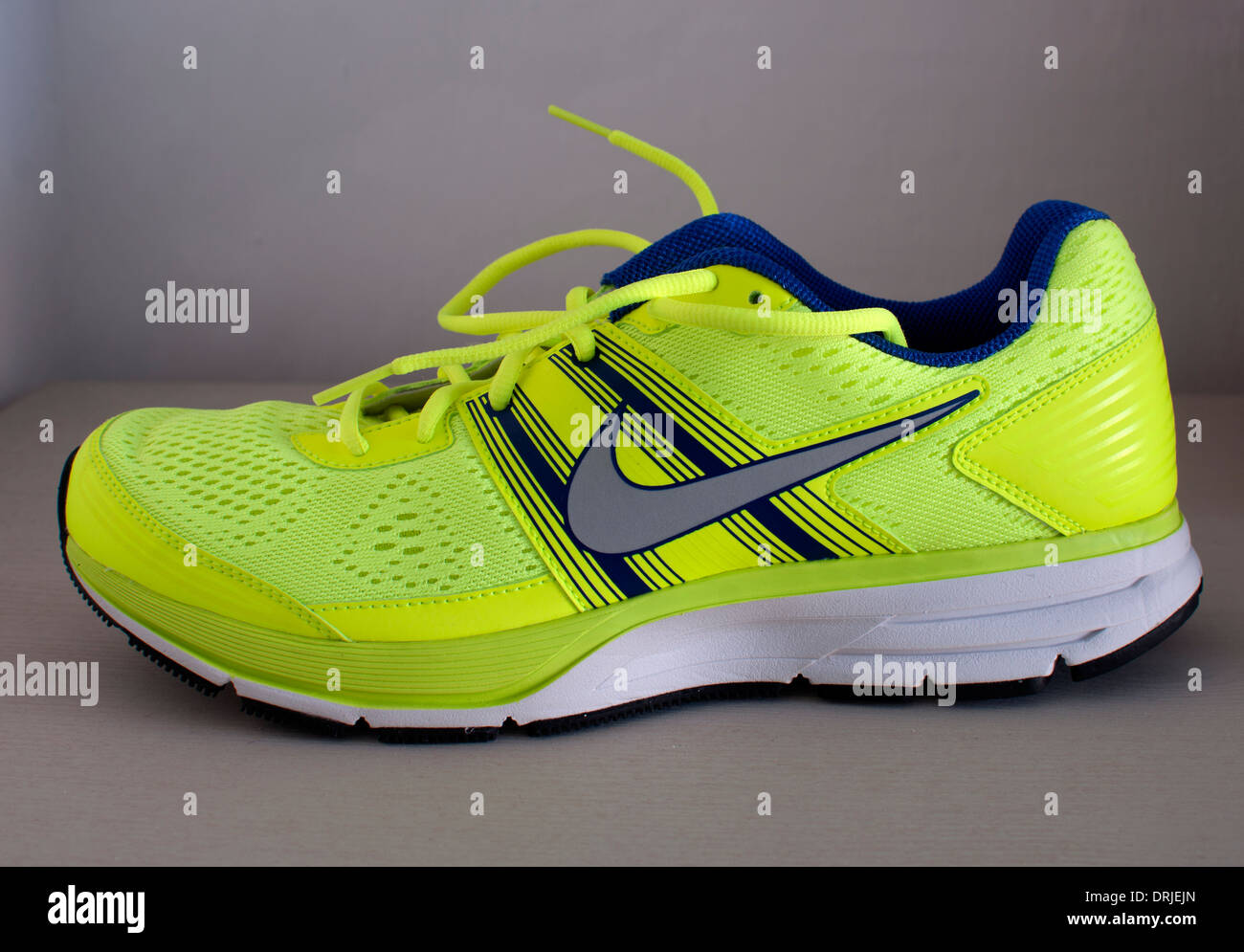 the best attitude e52e3 9575d Chaussure de course Nike Air Pegasus Photo Stock