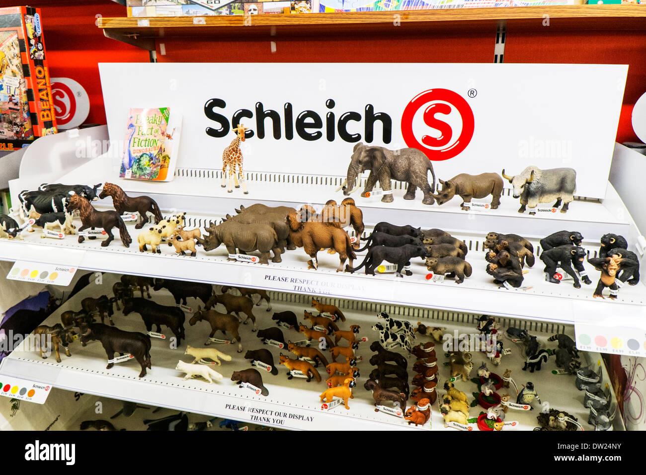 Animaux En Plastique Jouet animaux schleich jouets jouets figurines plastique stand
