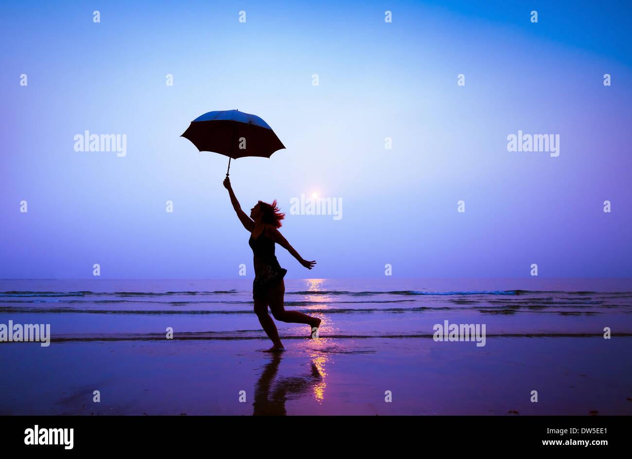 Suivre le rêve Photo Stock