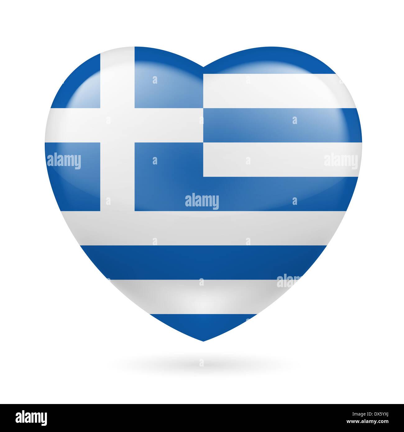Couleurs du drapeau grec