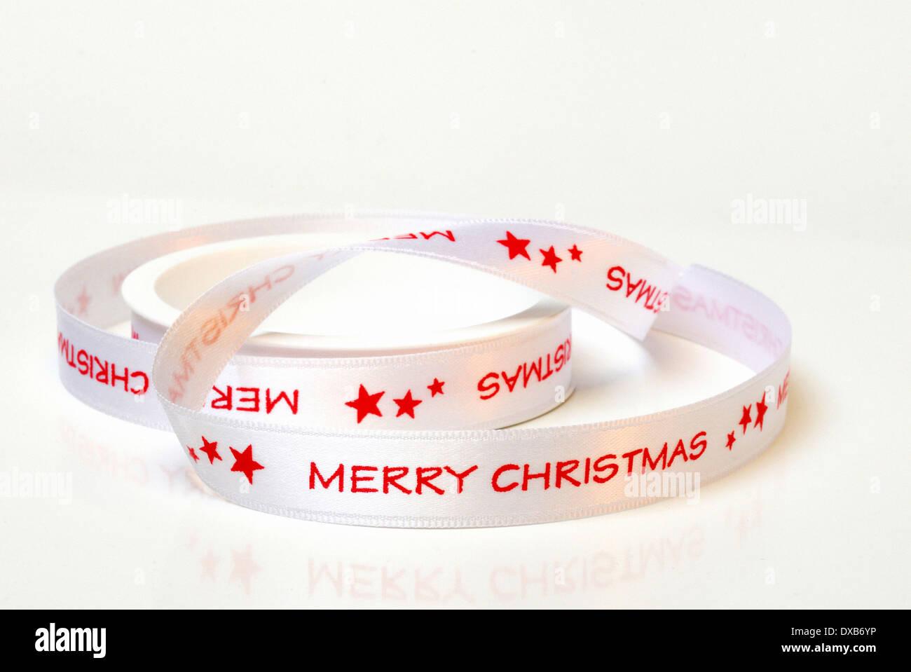 Ruban cadeau Photo Stock