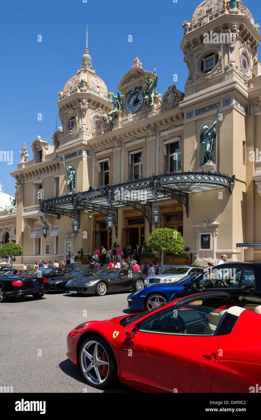 Monacco casino fabric gambling