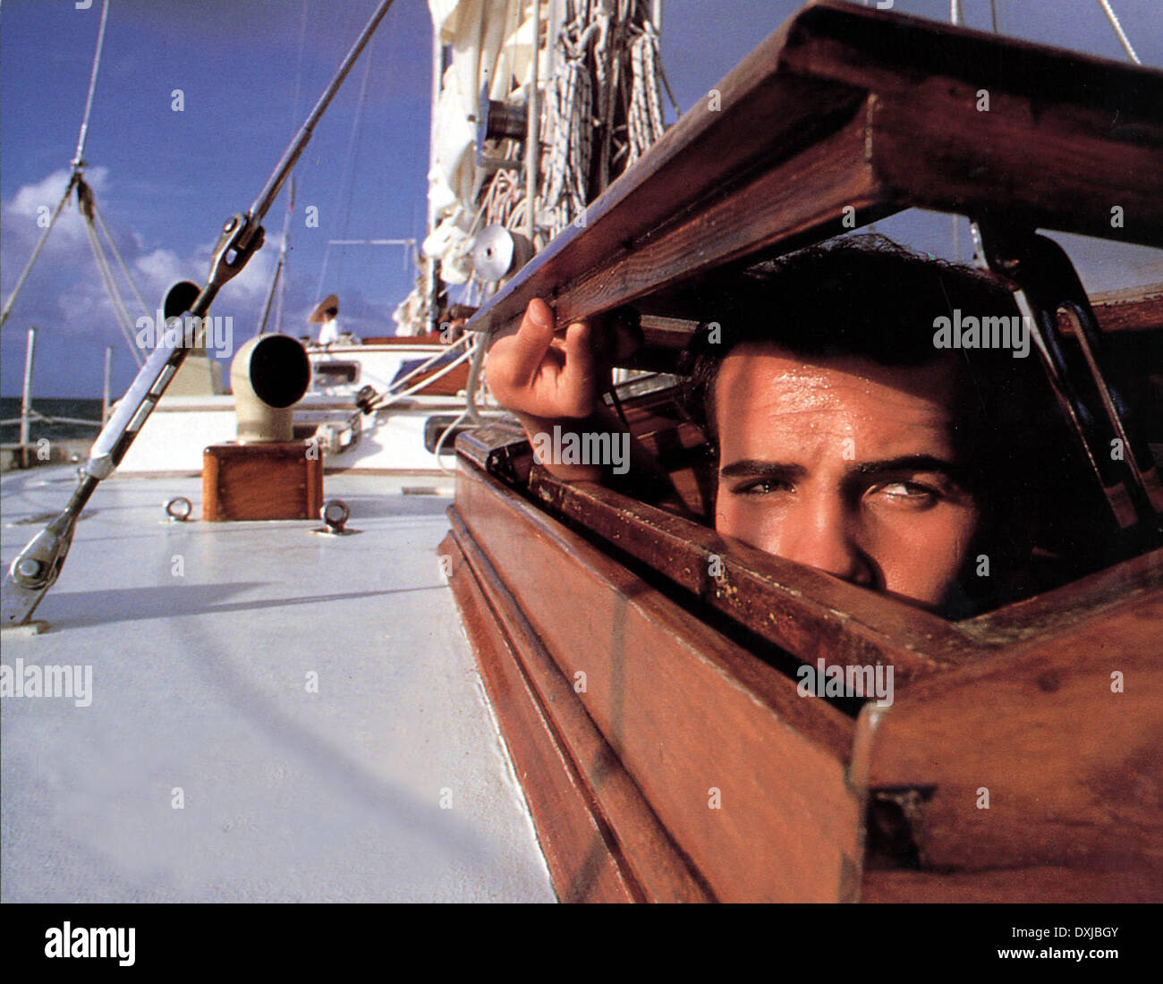 Calme plat (US/AUS 1989) Billy Zane Photo Stock