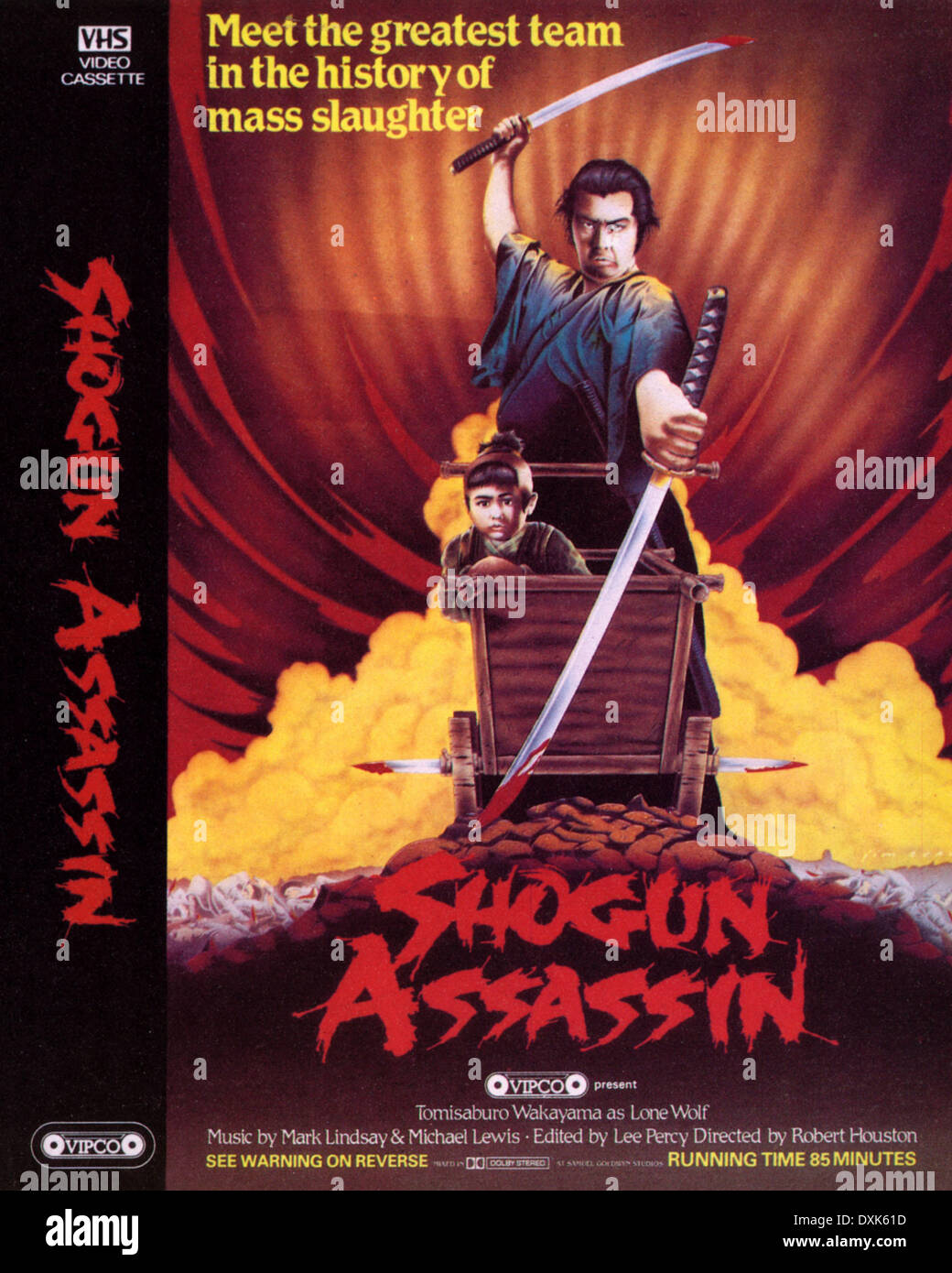 SHOGUN ASSASSIN (1980) PHOTO DE LA RONALD GRANT ARCHIVE Photo Stock